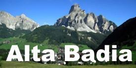 Alta Badia maps