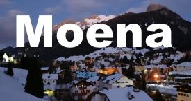 Moena maps