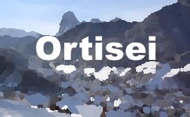 Ortisei maps