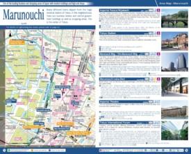 Marunouchi map