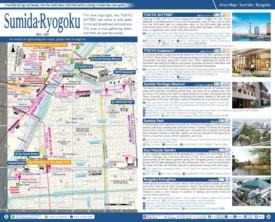 Sumida Ryogoku map