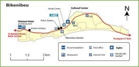 Bikenibeu map