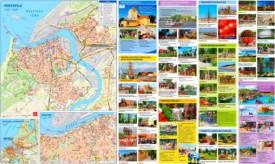 Ventspils Maps | Latvia | Maps of Ventspils