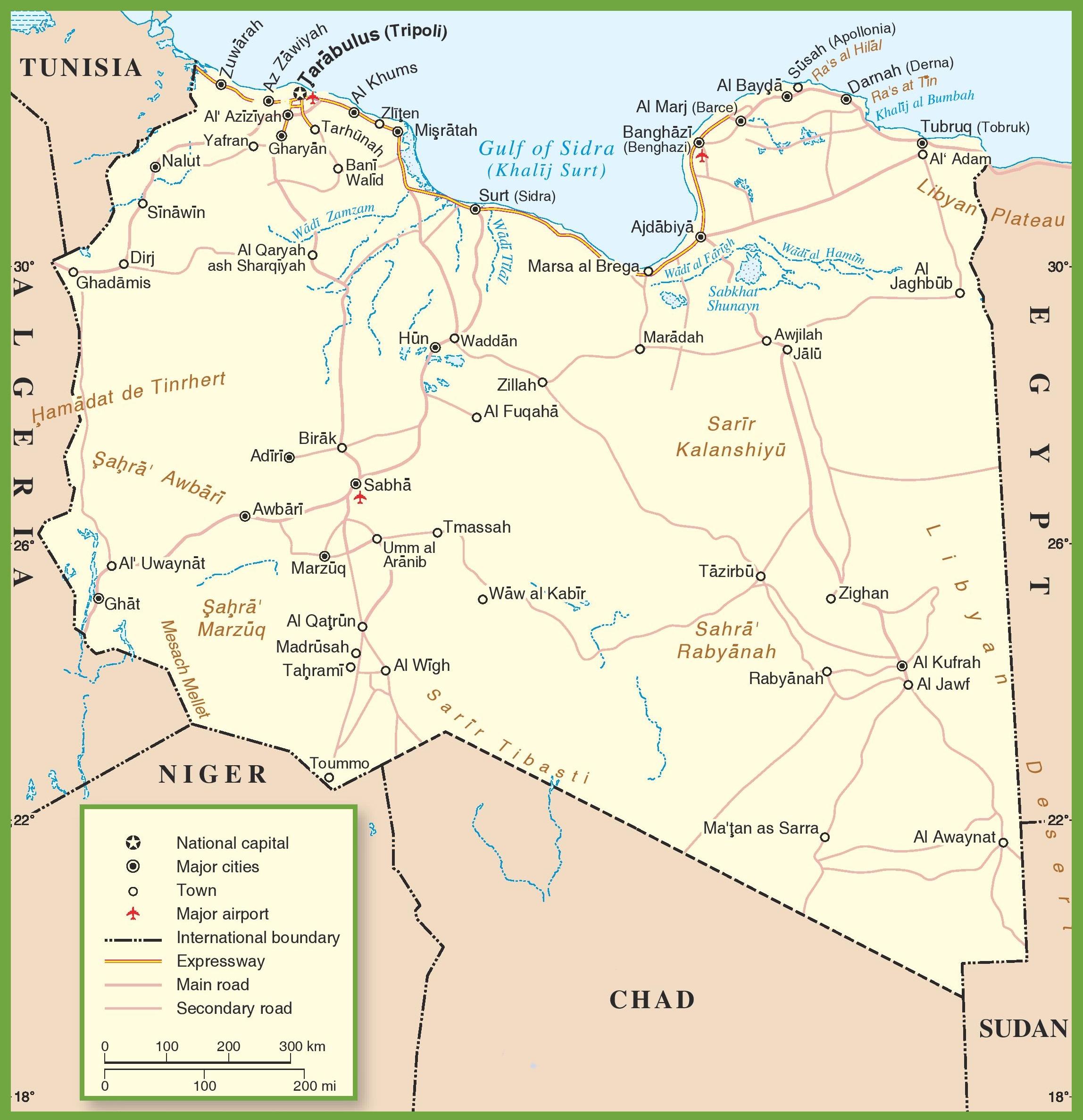 Libya road map libya road map gumiabroncs Images