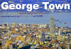 George Town maps