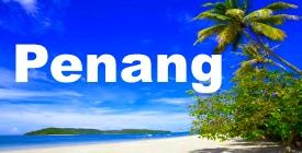 Penang Island maps