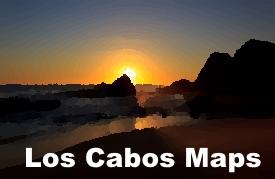 Los Cabos maps