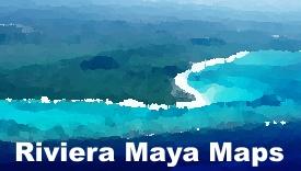 Riviera Maya maps