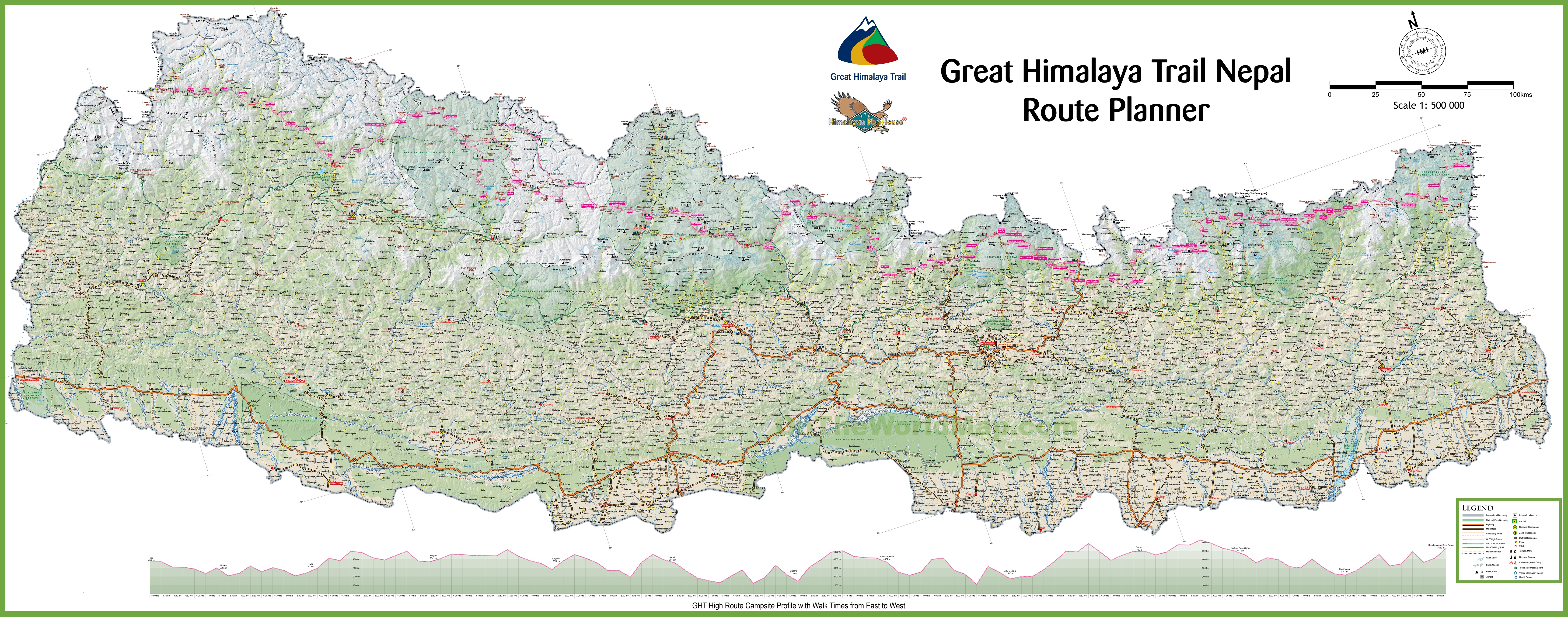 Large detailed map of nepal large detailed map of nepal gumiabroncs