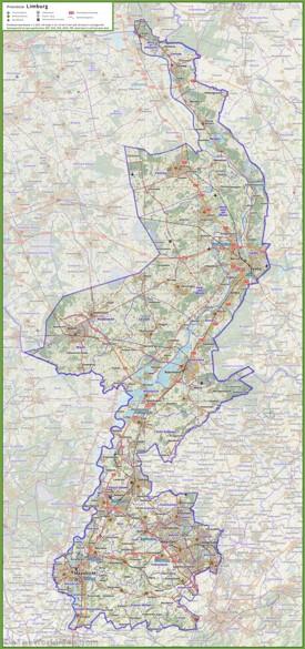 Limburg road map