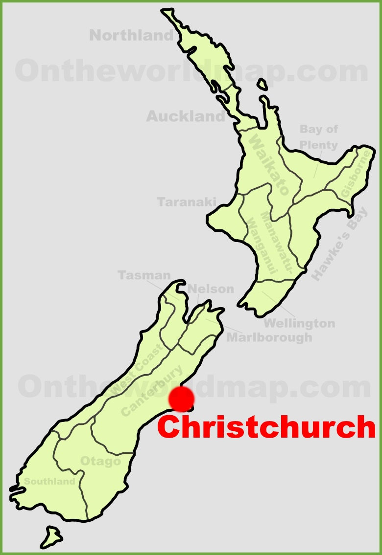 LifeandtheWorld: CHRISTCHURCH NEW ZEALAND EARTHQUAKE NOVEMBER 2016
