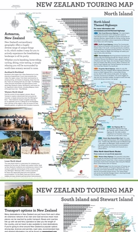 Printable Map New Zealand.New Zealand Maps Maps Of New Zealand