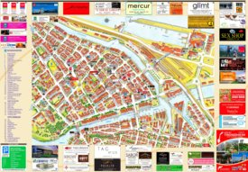 Trondheim student map