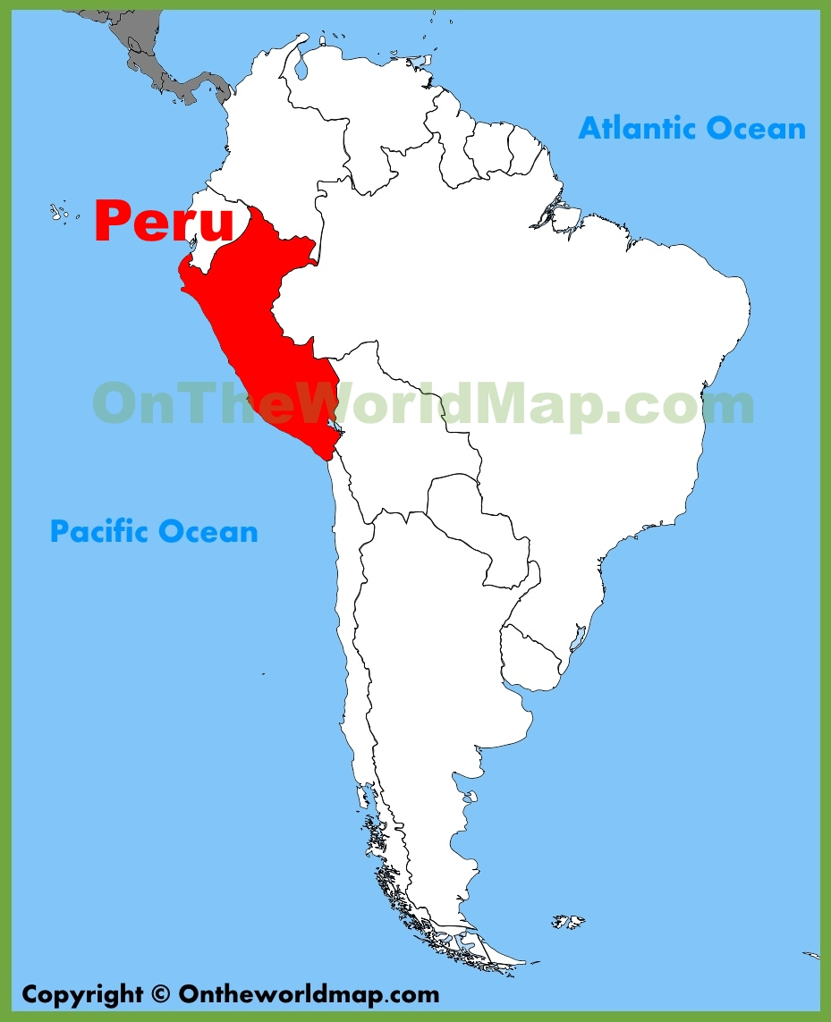 South America Relief Map Peru Argentina Map Blank Political - South america relief map peru