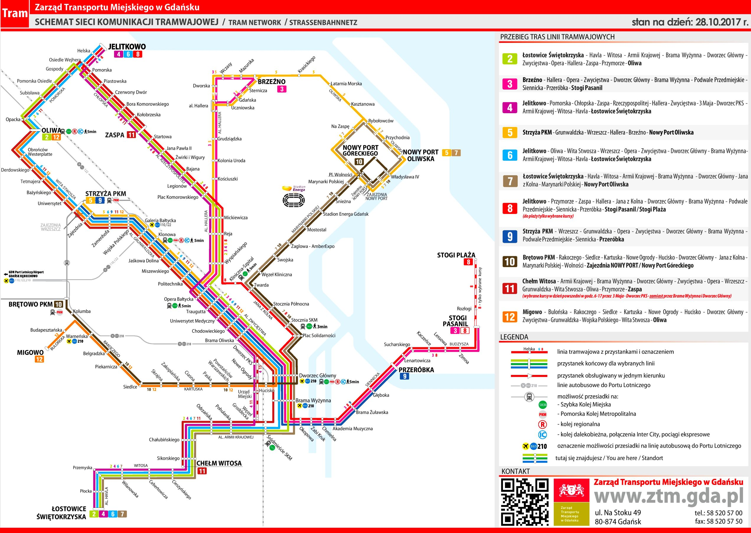map of amsterdam tram lines pdf