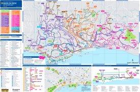 Funchal transport map