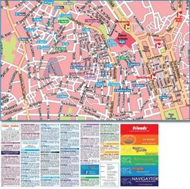 Lisbon gay map