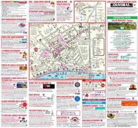 Portimão restaurants map