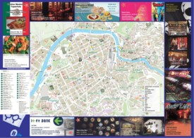 Bilbao hotel mapa