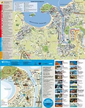 San Sebastián Maps Spain