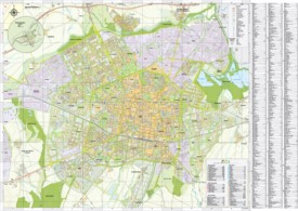 VitoriaGasteiz Maps Spain Maps of VitoriaGasteiz