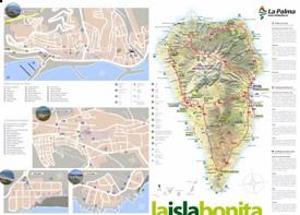 La Palma - Mapa Turistico