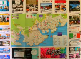 Cala d'Or Tourist Attractions Map