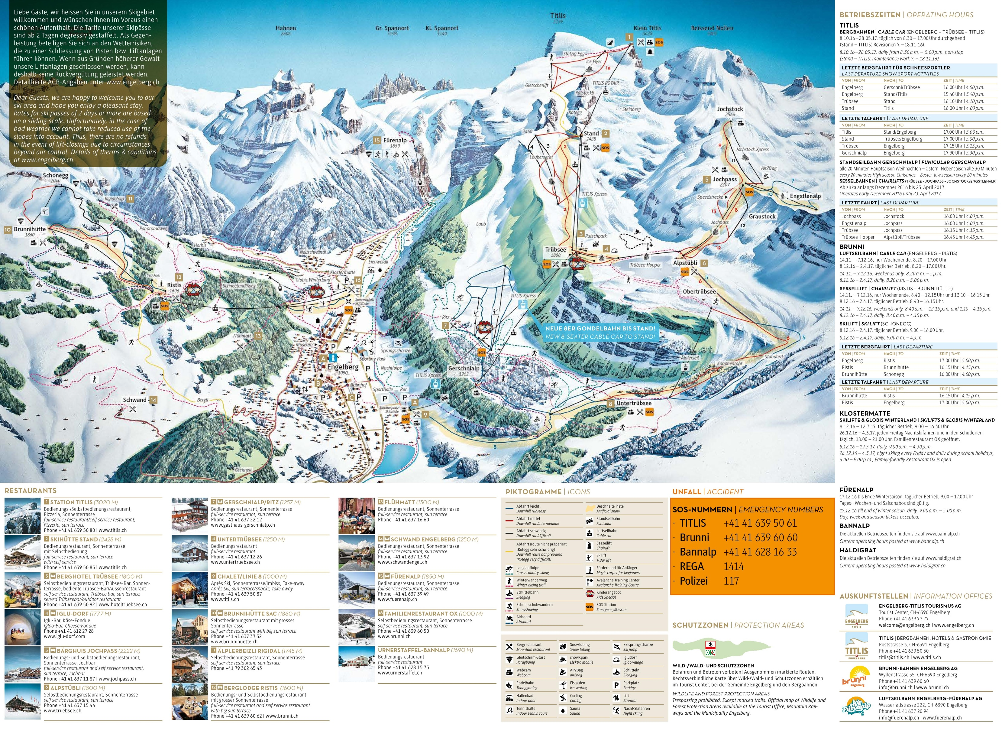 Engelberg Maps Switzerland Maps of Engelberg