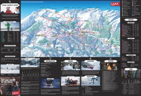 Laax Maps Switzerland Maps of Laax