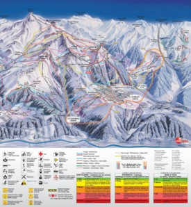 Verbier Maps Switzerland Maps of Verbier