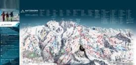 Matterhorn piste map