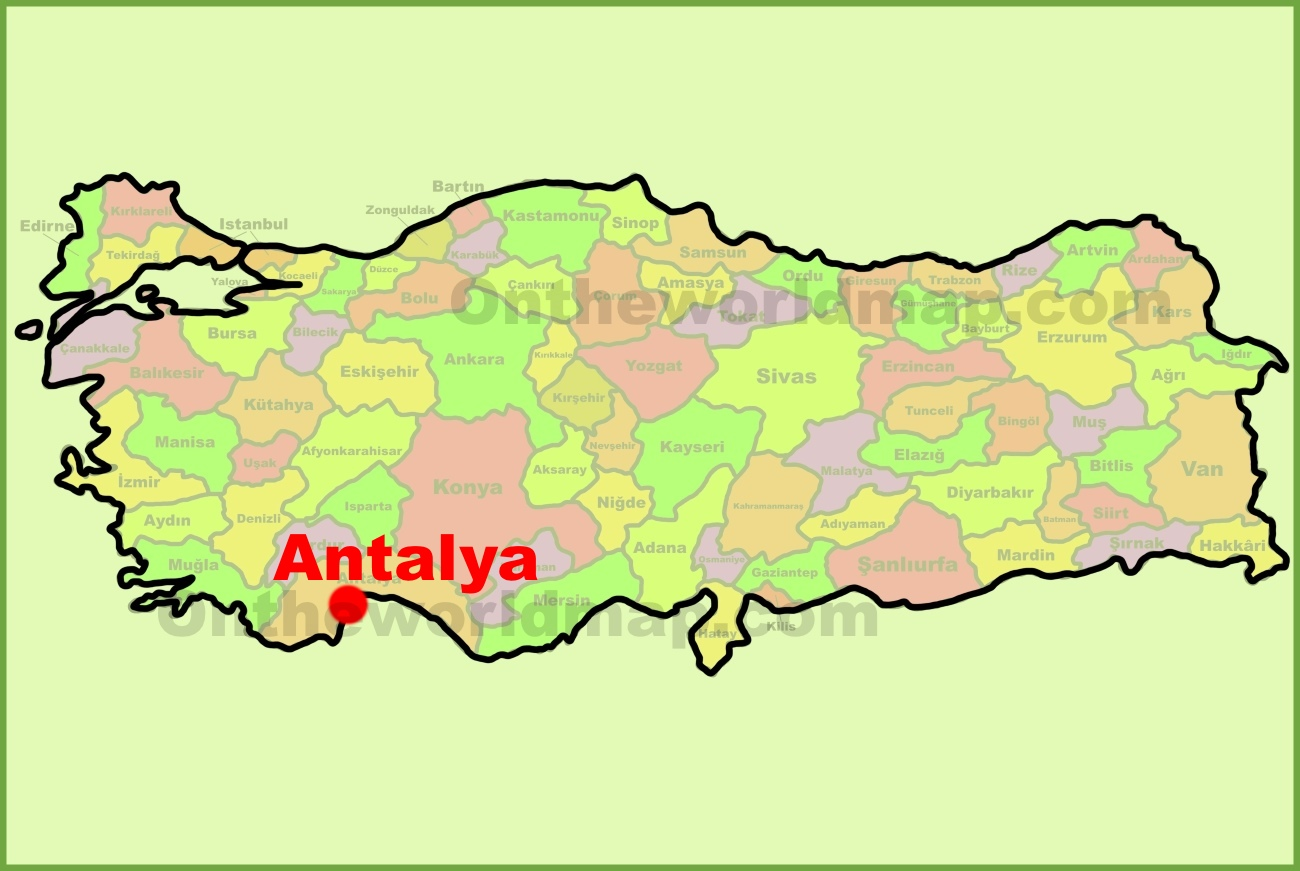 printable map of russia with Antalya Location On The Turkey Map on Adult Female Russian Tortoises furthermore Mapa De Bulgaria in addition Map Monday Peak Population Percentage Of Us States as well Ryssland together with 417708934171142948.