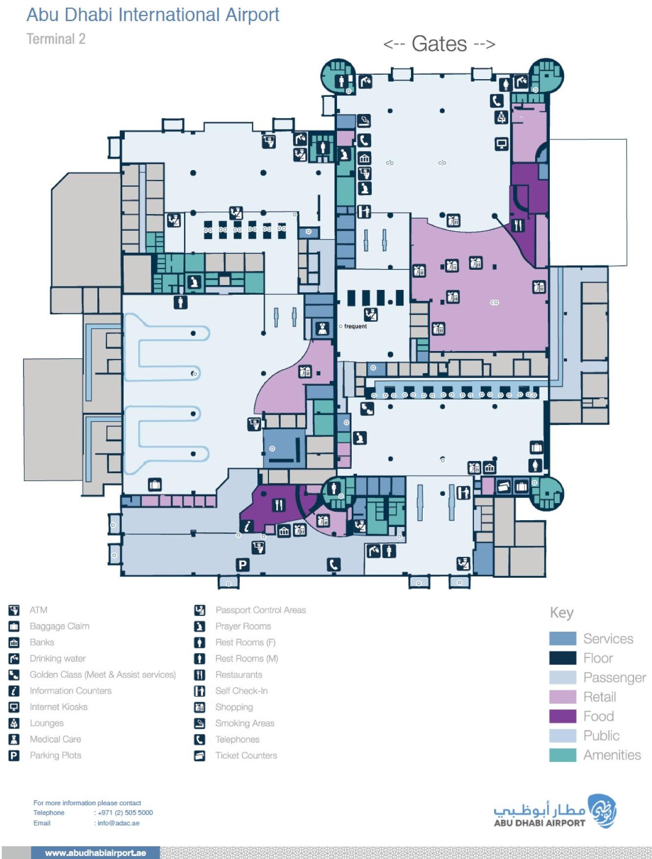 Abu Dhabi Maps UAE Maps of Abu Dhabi