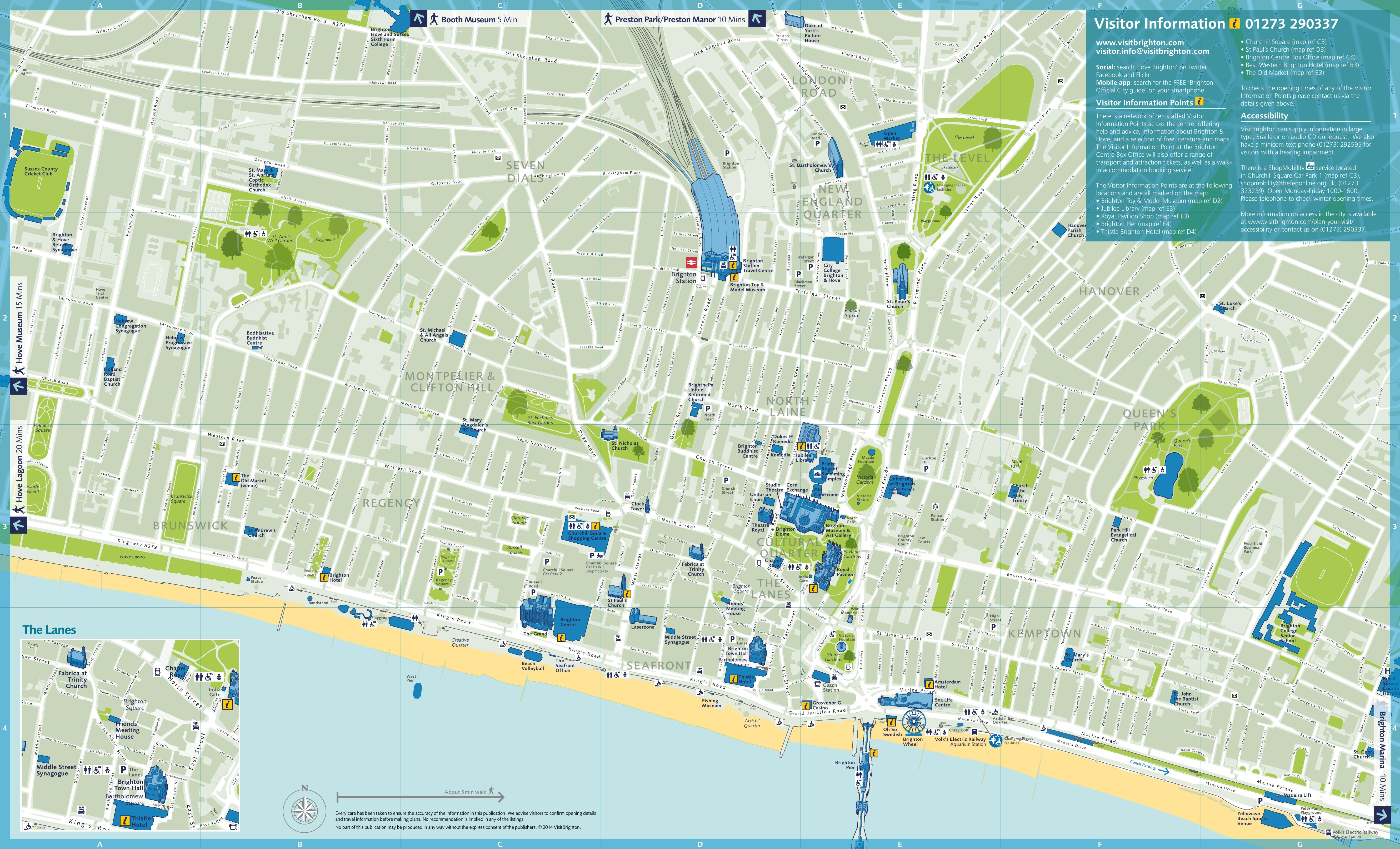 printable city street maps with Brighton Tourist Attractions Map on Horses Tours Bikes moreover Brighton Tourist Attractions Map furthermore Karte von jerusalem 4 78 additionally New York Map Midtown further About Location.
