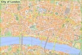 London Maps | UK | Maps of London on