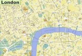 London Maps | UK | Maps of London