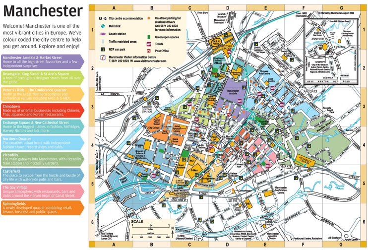 Map Of England Manchester.100 City Of Manchester England Map Yasminroohi