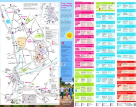 Stoke-on-Trent sightseeing map