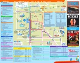 Anaheim ART map