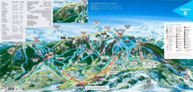 Aspen Snowmass ski trail map
