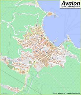 Avalon Maps
