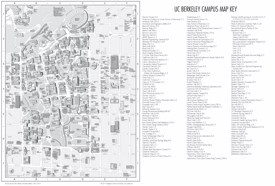 Berkeley campus map