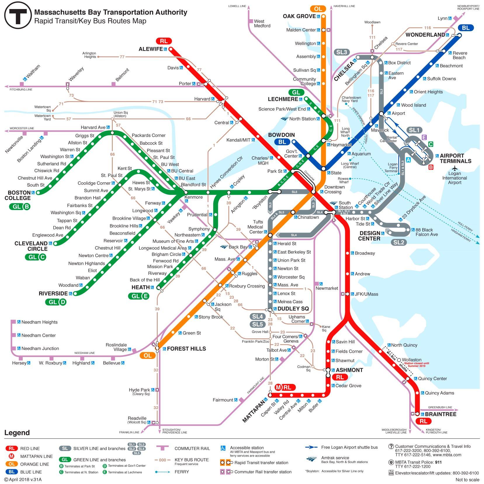 Mtba Map