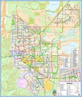 Boulder Maps Colorado US Maps Of Boulder - Colorado on a us map