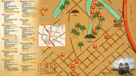 Brownsville Cultural District map