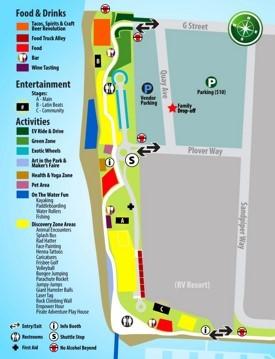 Chula Vista Bayfront Map