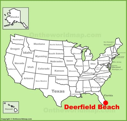 Deerfield Beach Maps | Florida, U.S. | Maps of Deerfield Beach on sunshine parkway florida map, tempe florida map, first coast florida map, south patrick shores florida map, clearwater florida map, marathon florida map, country lakes florida map, saint johns county florida map, tallahassee florida map, sharpes florida map, allentown florida map, village of wellington florida map, east lake florida map, greater miami florida map, biscayne park florida map, naranja florida map, port charlotte florida map, evinston florida map, port st. lucie florida map, peanut island florida map,