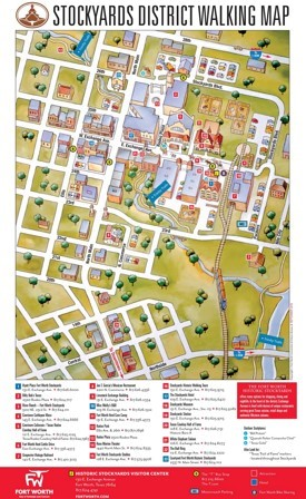 Fort Worth Maps Texas US Maps of Fort Worth