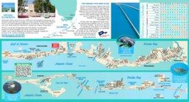 Islamorada tourist map