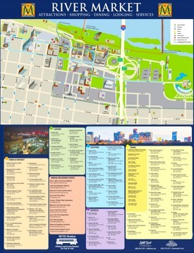 Little Rock River Market Map